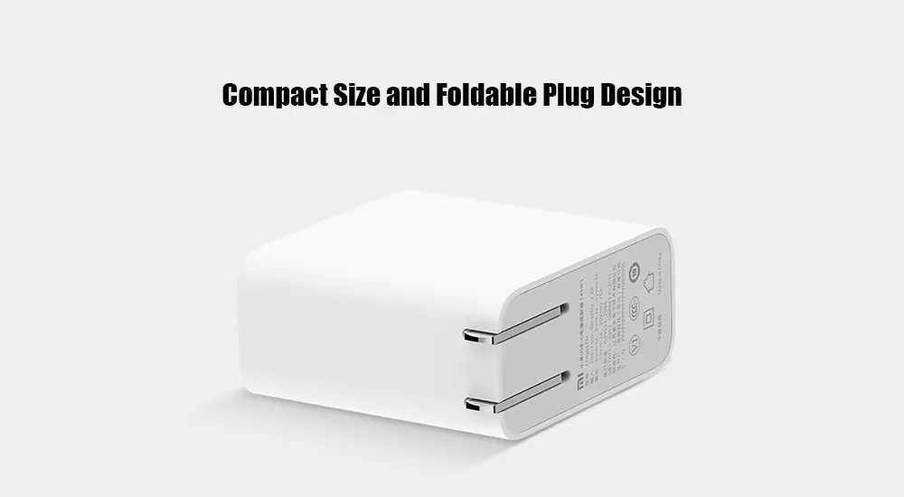 xiaomi 45w usb-c charger