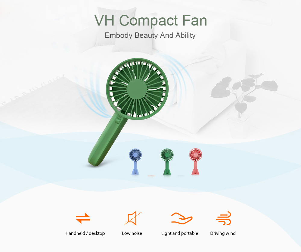 xiaomi travel fan 2018