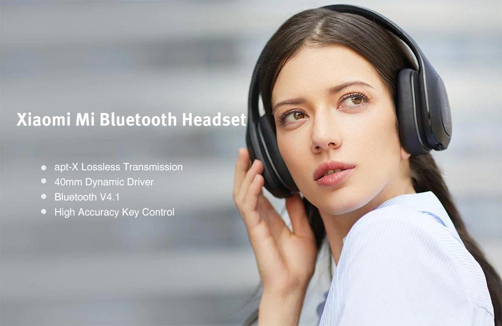 new xiaomi foldable headset