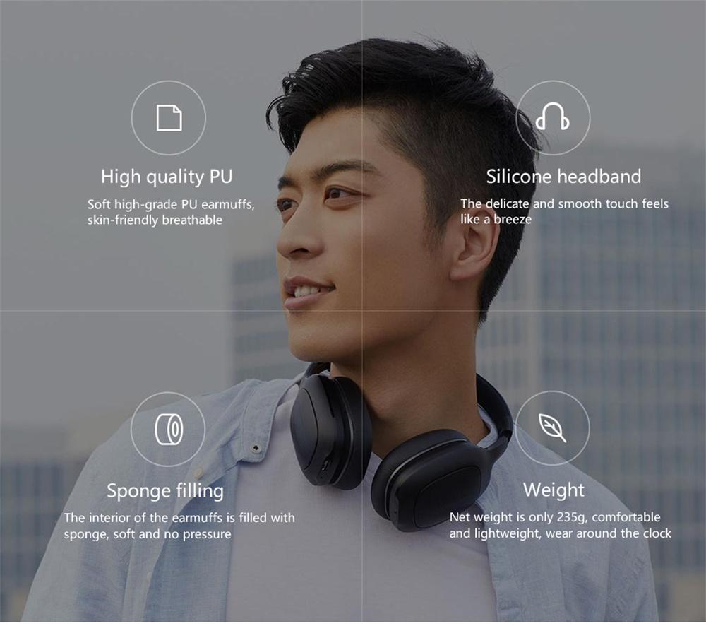 xiaomi mi bluetooth foldable headphones