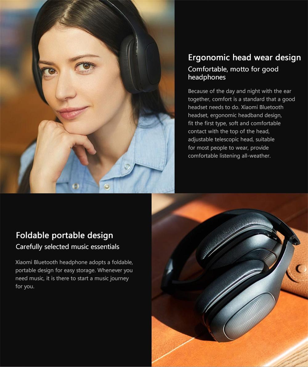 mi bluetooth foldable headphones