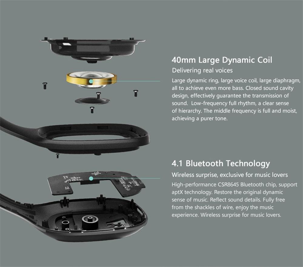 xiaomi bluetooth foldable headphones