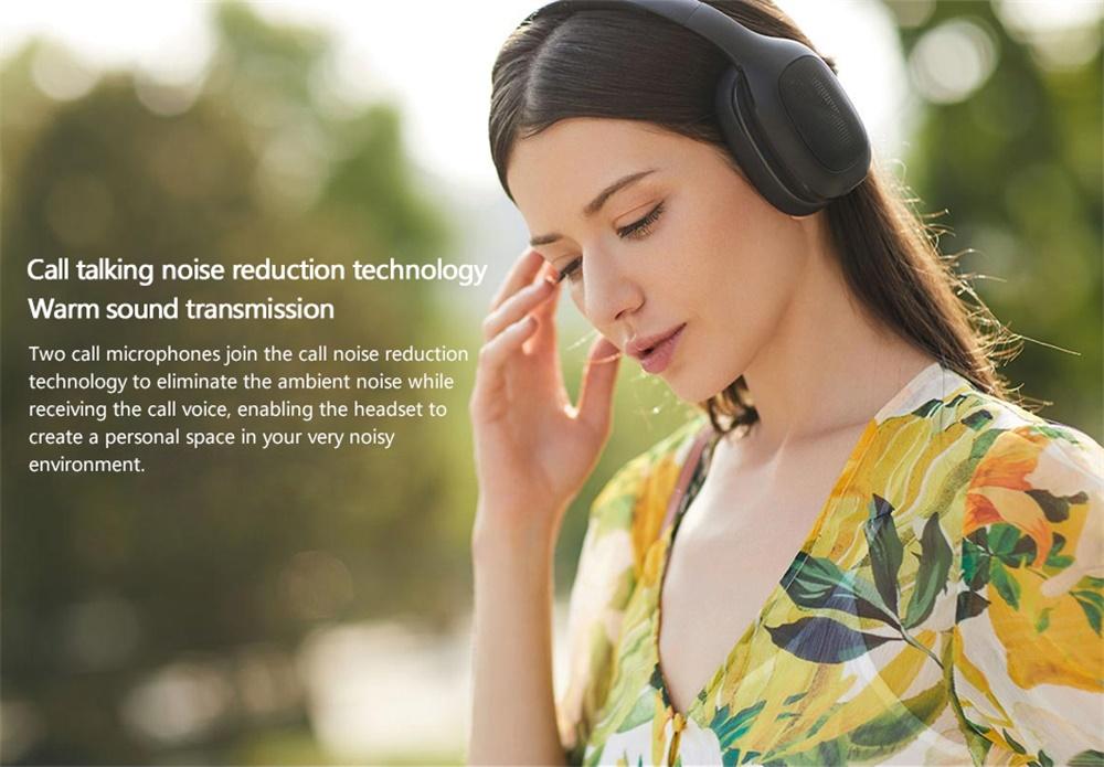 mi foldable headphones