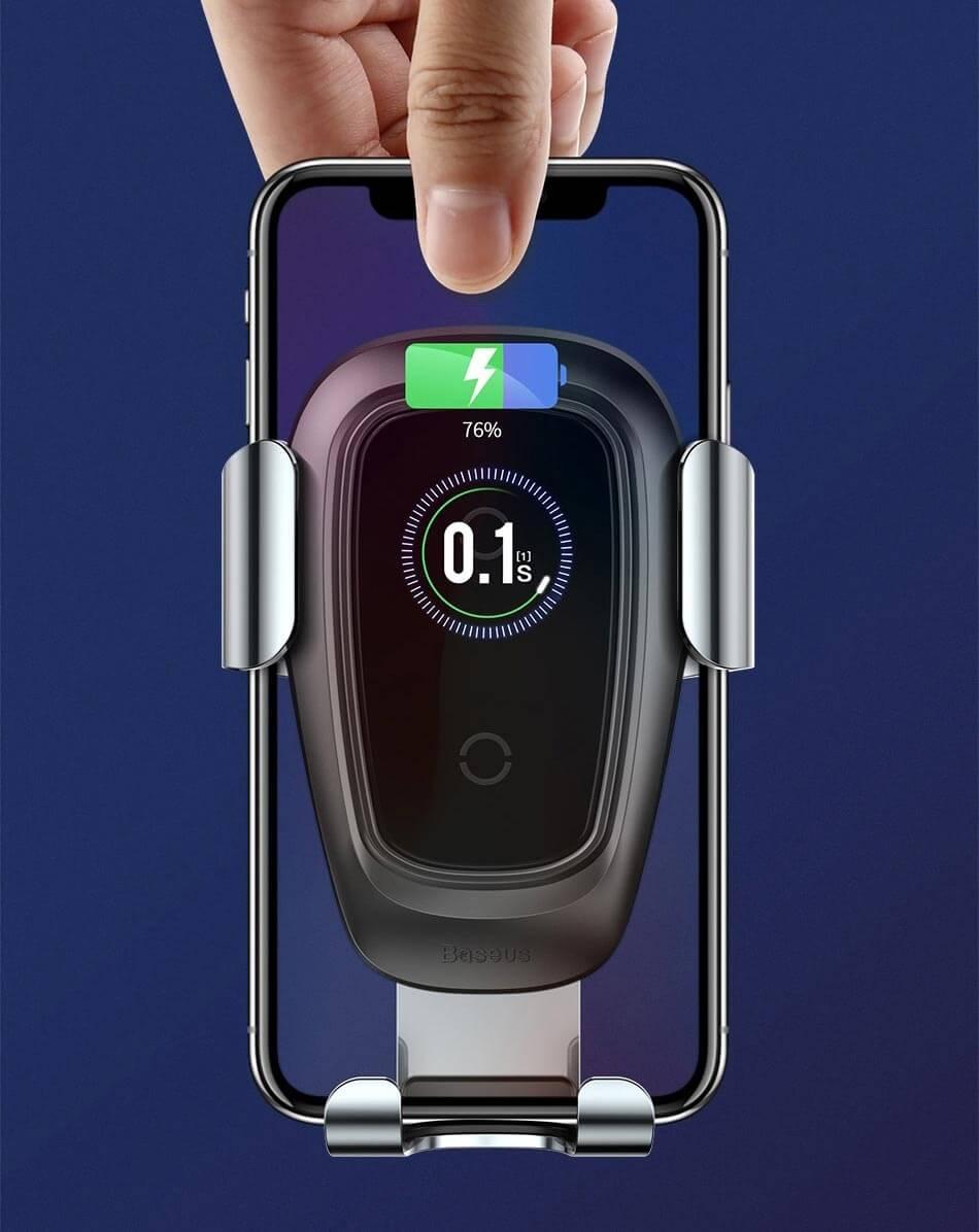 new baseus car charger