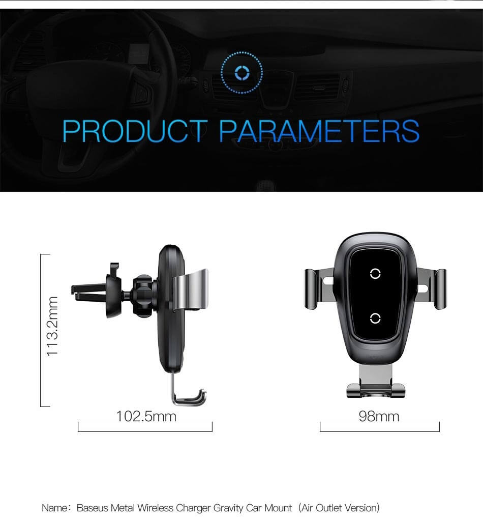 best car mount charger