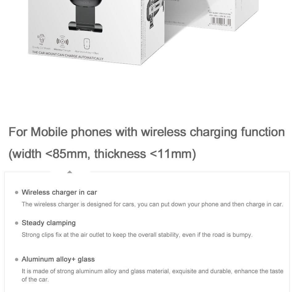 buy car mount charger