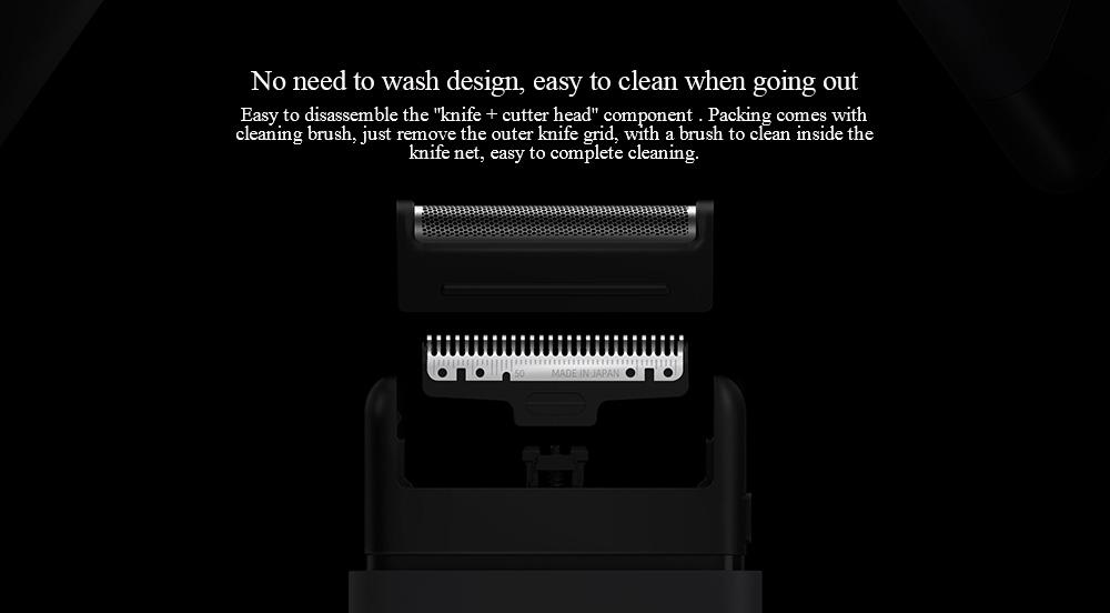 new xiaomi portable razor