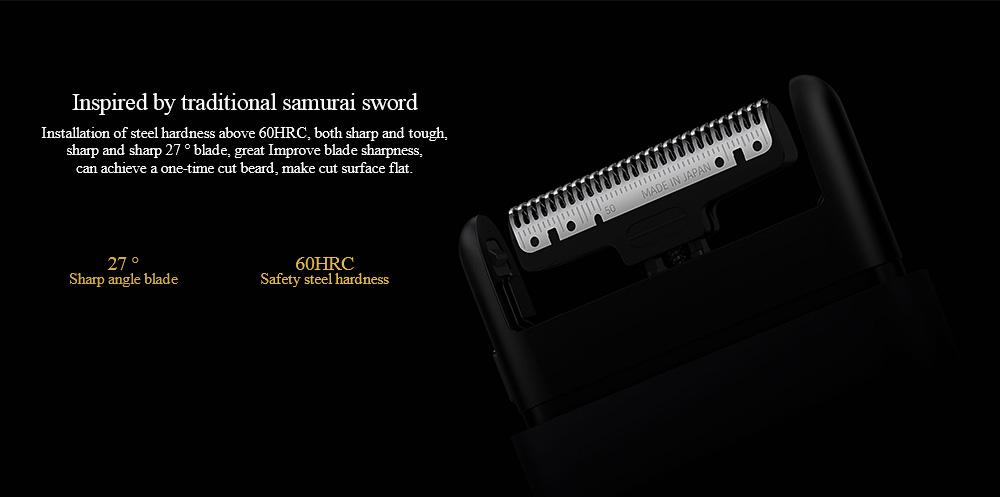 new xiaomi portable shaver