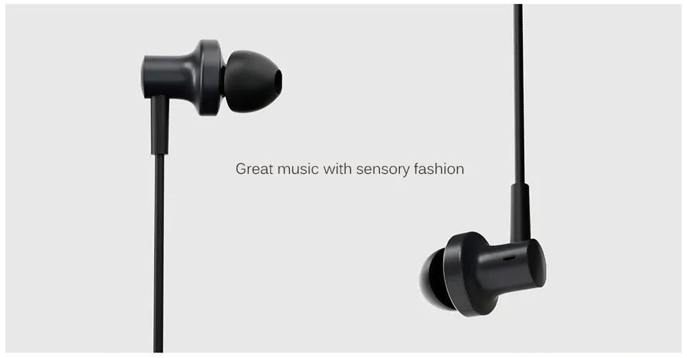 xiaomi circle iron headphones