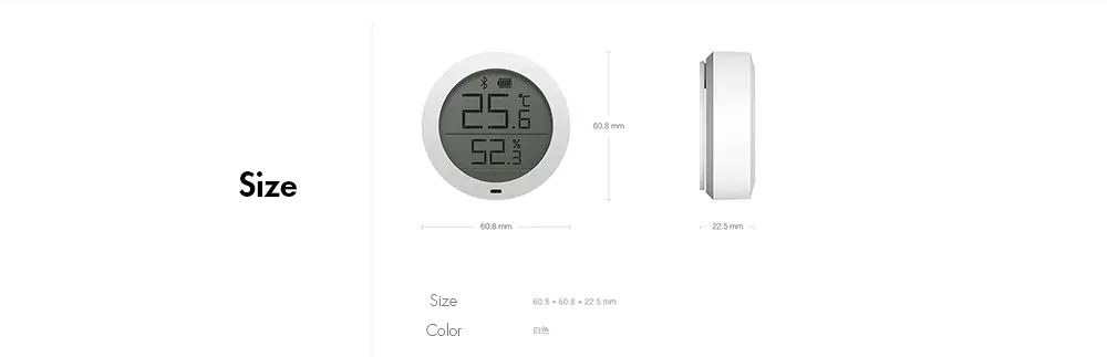 buy xiaomi smart thermometer