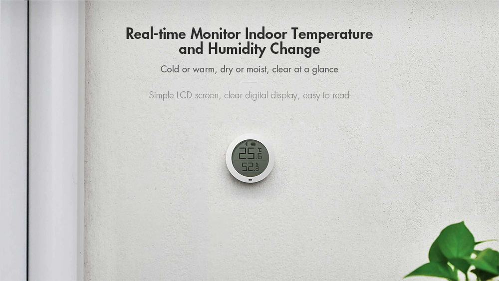 xiaomi smart thermometer