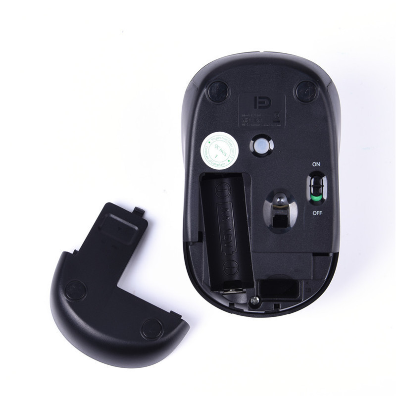 ultra-thin wireless mouse
