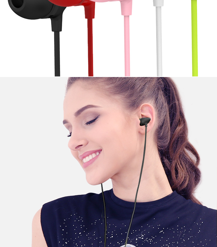 UiiSii C100 In-ear Headphone with Microphone for iPhone 5S Xiaomi