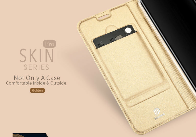 DUX DUCIS DD-S8 Ultra-thin Leather Case for Samsung S8 S8 plus