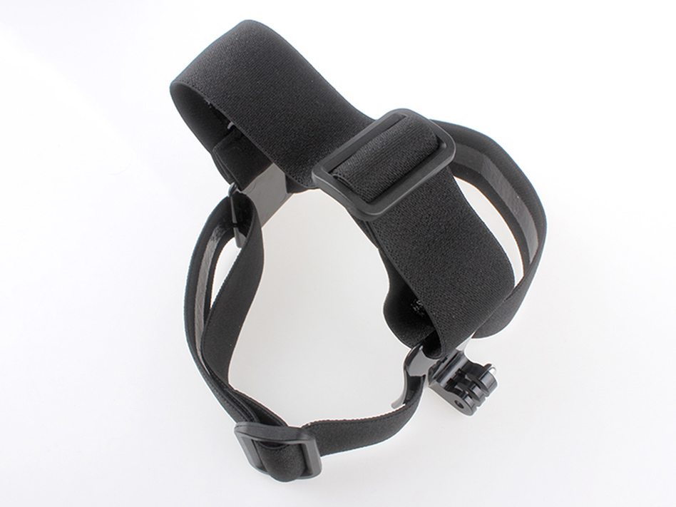 SOOCOO Adjustable Elastic Non-Slip Headband for Xiaomi Yi GoPro SJ4000