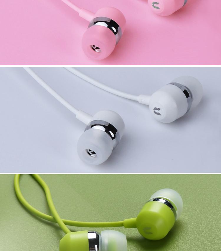 Uiisii U3 Noise Isolating Earphones for iPhone 5 6s Xiaomi MP3