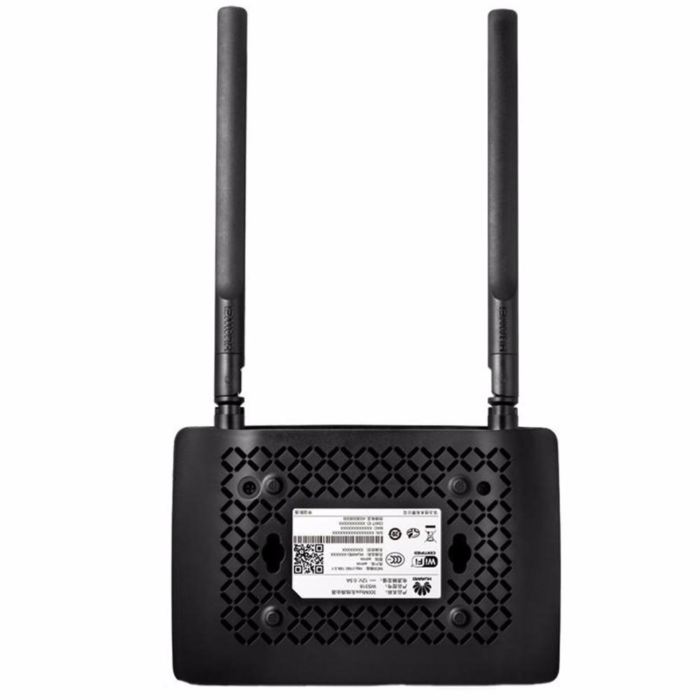 dual antennas router