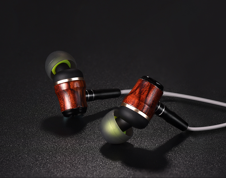 ZERMIE EMB-ZM-1001 Earphone with Deep Bass Stereo for iPhone Samsung Xiaomi