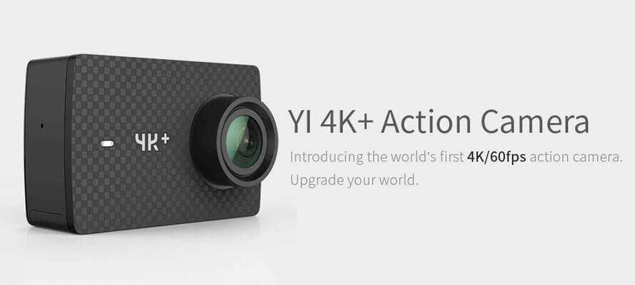 Yi 4K+ Action Camera Review | The First 4K/60 fps Action Camera And Cheaper Than A GoPro