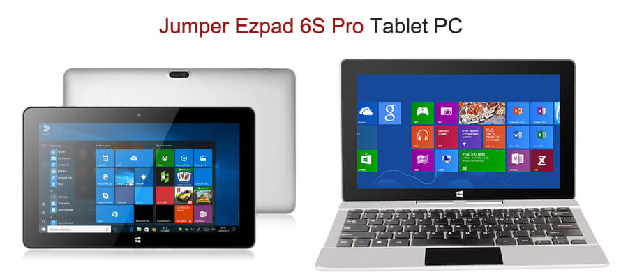Jumper EZPad 6S Pro Review: Can Compete with Many Good Quality Tablets