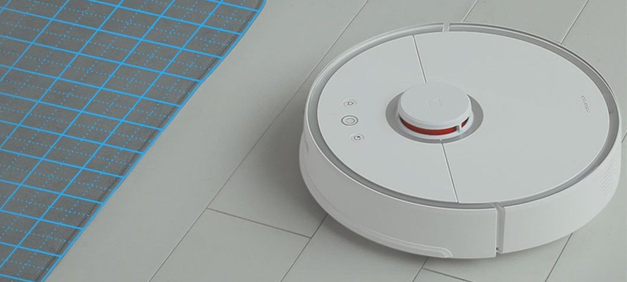 Roborock S50 Smart Robot Vacuum Cleaner Gets You Rid of Tiresome Cleaning Jobs