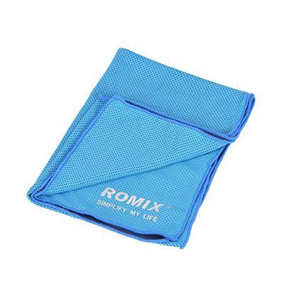 ROMIX Evaporative Sports Cooling Towel