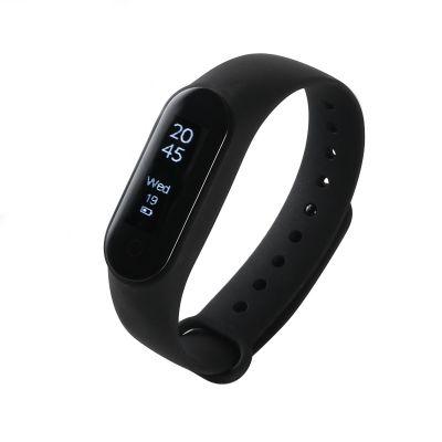 Y2 Plus Bluetooth Smart Bracelet Waterproof Blood Pressure Heart Rate Monitor