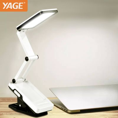 YAGE 3984 Reading Lamp Foldable Book Clip Light with 22 LED Lamp