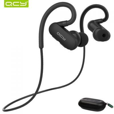 QCY QY31 Wireless Bluetooth Headphones Sports Waterproof and Portable Storage