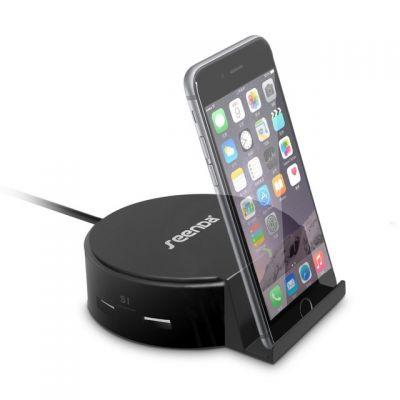Seenda ICH-S04 4-Port USB Desktop Charger