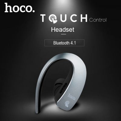 HOCO E10 Business Bluetooth Headset with Touch Control