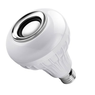 Smart Light Bulb Speaker with Remote Control
