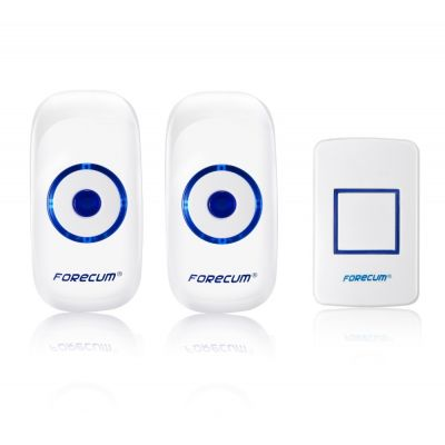 Forecum 8F Waterproof Wireless Smart Doorbell Support Remote Control