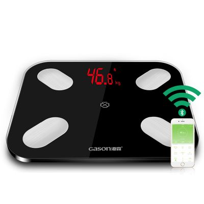 Gason S4 LED Bathroom Digital Fat Body scale