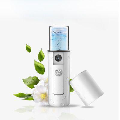 Rechargeable Nano Facial Fog Mist Sprayer Portable Face Skin Care Moisturizing Beauty Tools