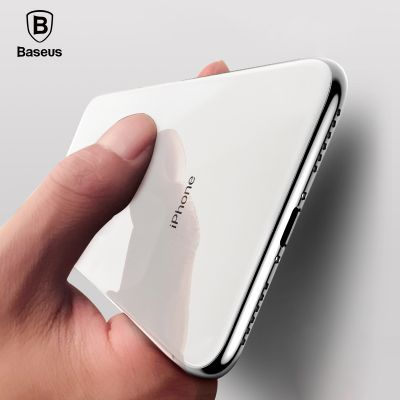 Baseus Ultra Thin Soft Silicone Phone Case for iPhone X(ARAPIPHX-B)