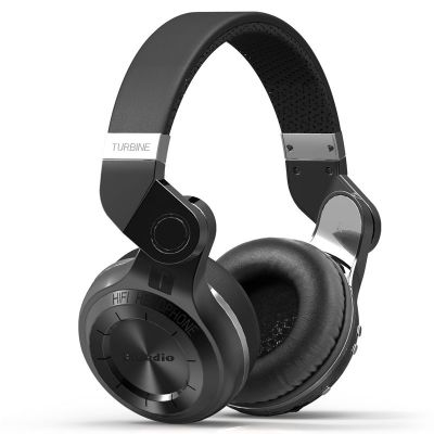 Bluedio T2 Wireless Bluetooth Stereo Headphones with Mic Rotary Foldable Style