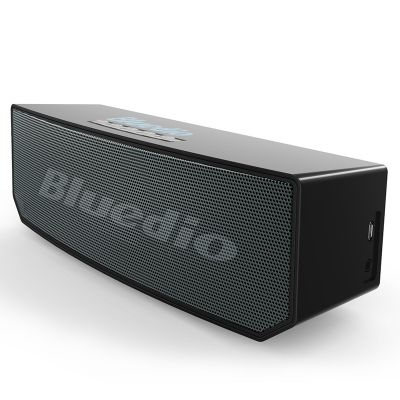 Bluedio BS-5 (Camel) Portable Wireless Bluetooth 4.1 Stereo Speaker with Mic
