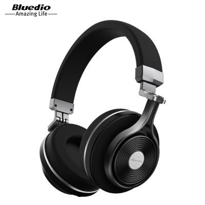 Bluedio T3 (Turbine 3rd) Extra Bass Bluetooth V4.1 Stereo Headphones with Mic