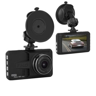 ULU SD09 Wifi Car DVR Mini Black Full HD