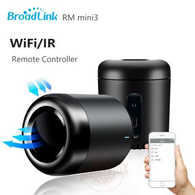 Broadlink RM Mini3 Remote Control for Smart House Automation