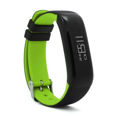 JSK P1 Waterproof Smart Bracelet Blood Pressure Heart Rate Monitor