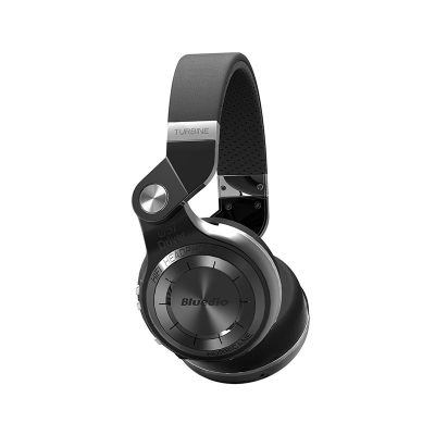 Bluedio T2 Plus Wireless Bluetooth 4.1 Stereo Headphones Support TF Card FM Function