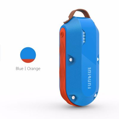 Funblue Tank 10400mAh Power Bank Outdoor Waterproof Dual USB Charger