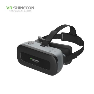 VR SHINECON AIO-01 Virtual Reality 3D Glasses Headset Full HD 1080P 5.5 Inch