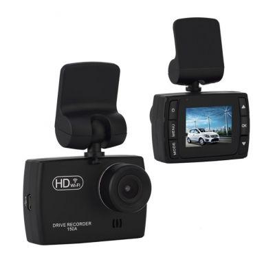 ULU SD150 Wifi Car DVR Mini Black Full HD 1080P
