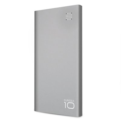 Puridea S6 10000mAh Power Bank Dual USB Portable Charger