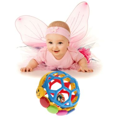 Fun Baby Grasp the Ball Toys for Baby's Intelligence Training