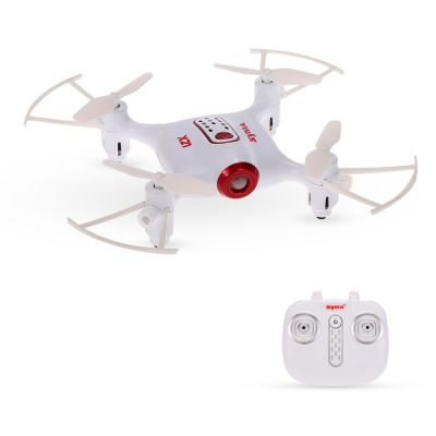 SYMA X21 Drone RC Quacopter 2.4G 4CH with Headless Mode Pneumatic Hover