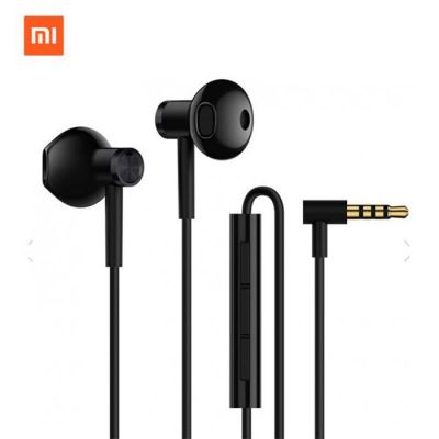 Xiaomi BRE01JY Dual Drivers Half In-Ear Earphone with Microphone Line Control